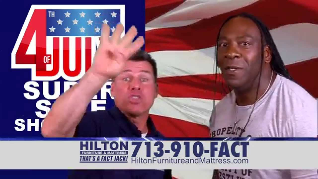 Hilton Furniture Mattress 4th Of July Super Sale Showdown Youtube