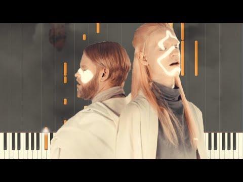 Fewjar - Levitation (Piano Cover)