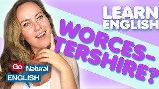 How to Pronounce 27 DIFFICULT English Foods! | Go Natural English