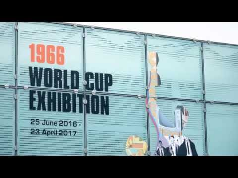 The 1966 World Cup Exhibition, National Football Museum, Manchester