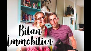 Vlog Maison 7🏡: Nos avancées bricolages et notre bilan, 1 an après notre projet immobilier