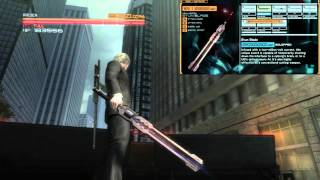 Repeat youtube video Metal Gear Rising: Revengeance - Weapons Showcase