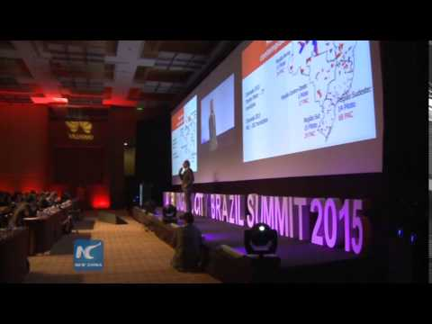 China's telecom giant pioneers Digital City Summit for Brazil