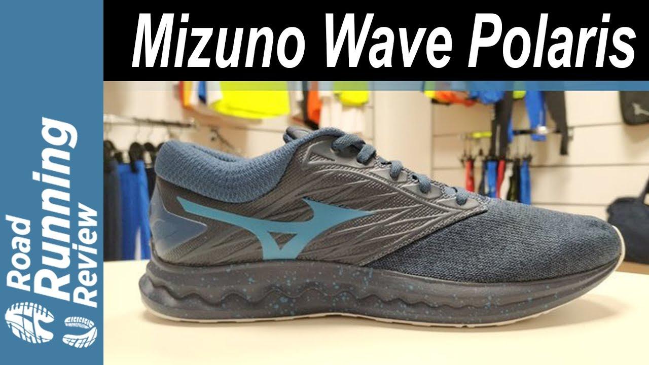 Mizuno Wave Polaris | Un inicio