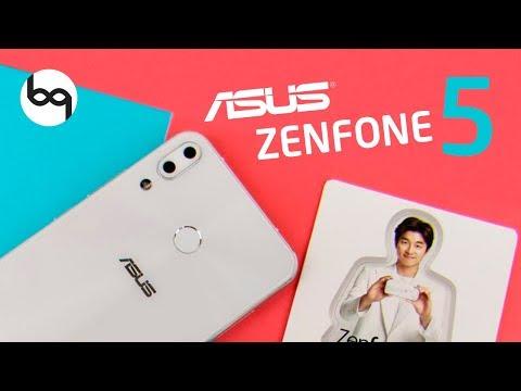 Asus Zenfone 5 обзор, впечатление