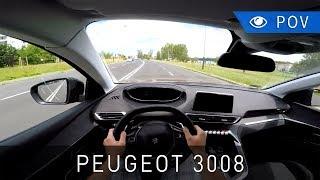 Peugeot 3008 1 6 Bluehdi 120 Km Eat6 Allure 2017 Pov Drive Project Automotive Youtube