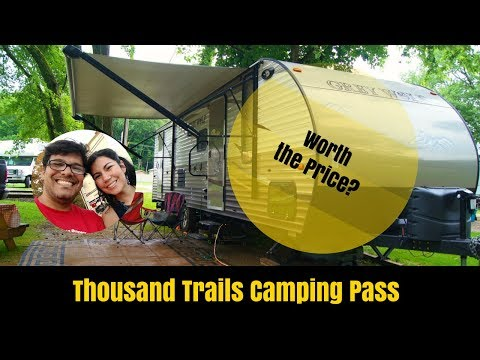 Thousand Trails Camping Pass - Is it Worth It? Frugal RV Living