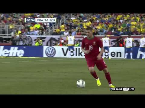 International Friendly: Brazil vs. Portugal 10-09-2013 - full match - 2ND - HD