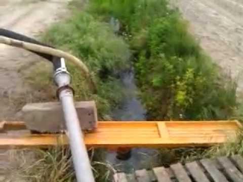 Impianto di irrigazione a goccia per pomodori youtube for Irrigazione a goccia per pomodori