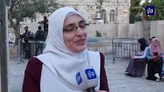 هنادي حلواني .. مرابطة مقدسية تقهر الاحتلال رغم الإبعاد - (17-6-2018)