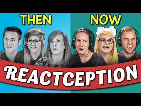 Download Youtube: COLLEGE KIDS REACT TO THEMSELVES ON TEENS REACT #5
