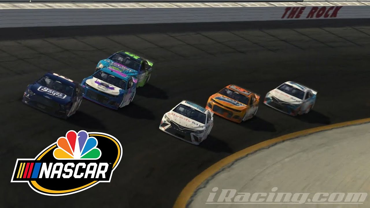 NASCAR America: eNASCAR PEAK Antifreeze iRacing Series All-Star Race (FULL) | Motorsports on NBC