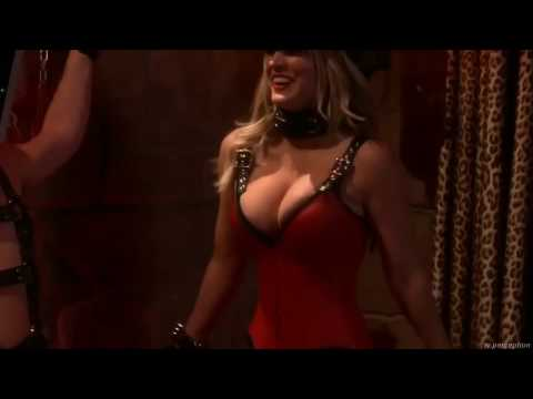 Kaley Cuoco Penny Dominatrix Boobs