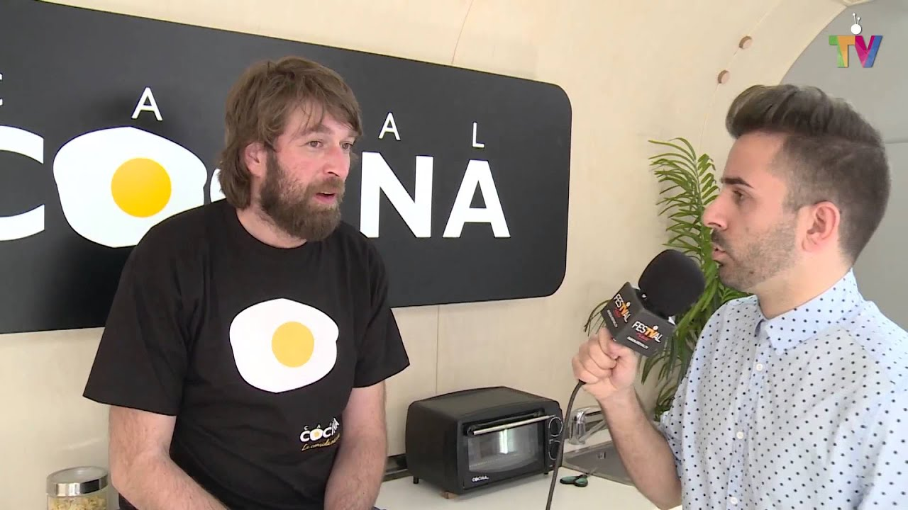 La Cocina De Julius | Entrevista A Julius De Canal Cocina Youtube
