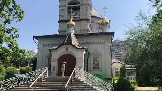 Церковь в совхозе им.Ленина возвестила звоном колоколов о Дне крещения Руси!