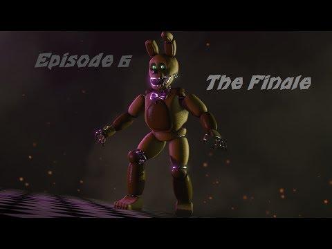 [FNAF SFM] Old Memories Episode 6 - The Finale