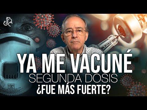 Ya Me Vacuné Contra El Coronavirus, Segunda Dosis- Oswaldo Restrepo RSC