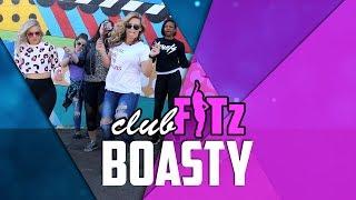 BOASTY feat. Idris Elba by Wiley | Club FITz Dance Fitness | Choreo by Lauren Fitz