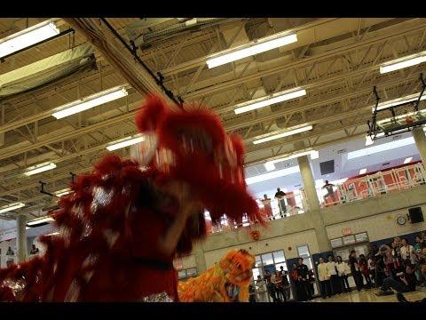 2014 Chinese New year Celebration (Scarborough YMCA) 1  慶賀新春馬年