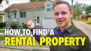 How to Find a Rental Property | Finding DEALS in a Hard Market