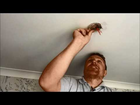 How to Install (and understand!) a Lighting Ceiling Rose