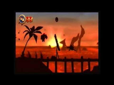 Tutorial Donkey Kong Country Returns [1-4]
