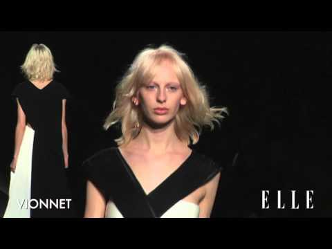 Vionnet. Paris Fashion Week. Otoño / invierno 2016-2017 | Elle España
