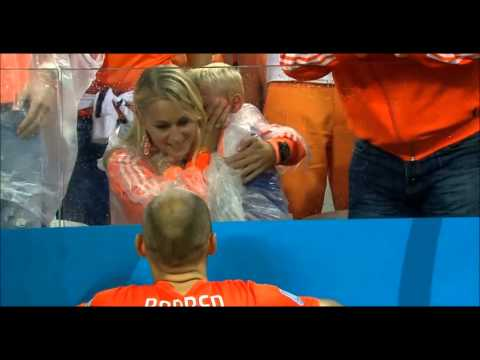 Arjen Robben Solace Netherland VS  Argentina in Semi Final World Cup 2014