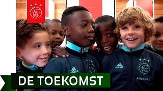 De Toekomst Vlog 3: Jongste bij Ajax