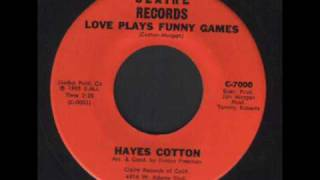 soul popcorn Hayes Cotton - Love plays funny games.wmv