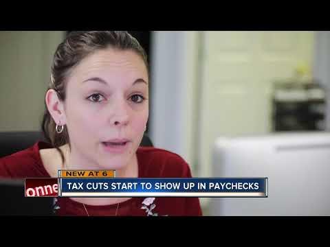 Trump's tax cuts trickling into Tampa Bay area