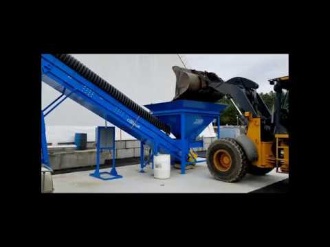 Andela GP-05L Glass Recycling System