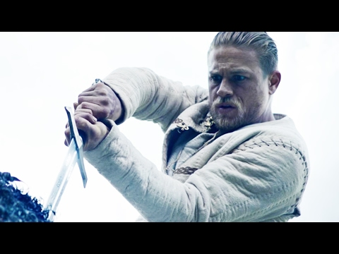 King Arthur: Legend Of The Sword Trailer 2017 Movie - Official [HD]