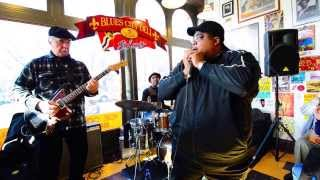 The Soulard Blues Band at the Blues City Deli - Who