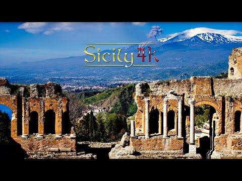 4K Sicily  HD 50p version
