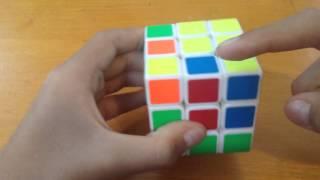 Como armar el cubo de Rubik más rápido