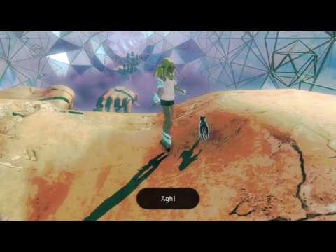 [Gravity Rush 2] 2700 gems in 13 minutes