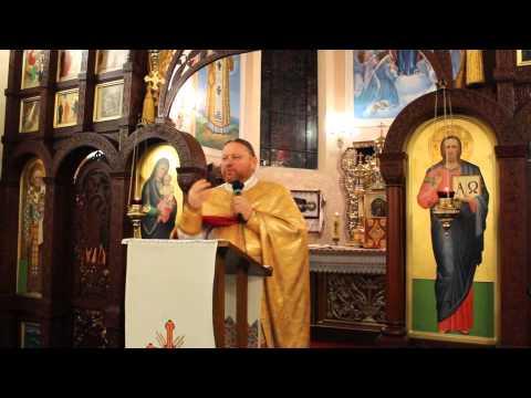 Отець Корнилій Яремак, ЧСВВ про значення сім'ї (ЧастинаIV)