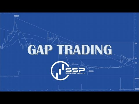 Gap Trading Strategy for Stocks