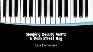 Sleeping Beauty Waltz-Main Street Rag