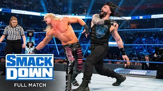 FULL MATCH - Roman Reigns & Daniel Bryan vs. King Corbin & Dolph Ziggler: SmackDown, Jan. 3, 2020