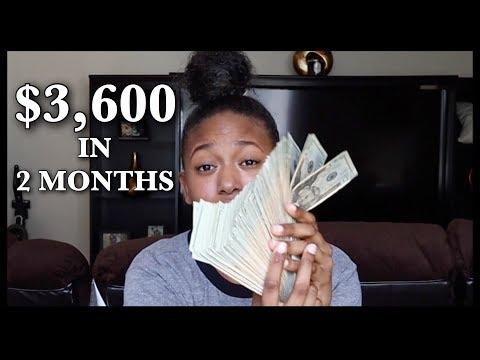 2 Month Update | 6 Month Money Saving Challenge | 26 Week Money Challenge