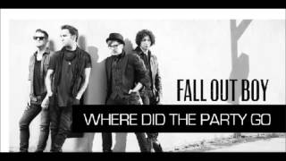 Fall Out Boy - Where Did The Party Go (1 Hour Long Version)