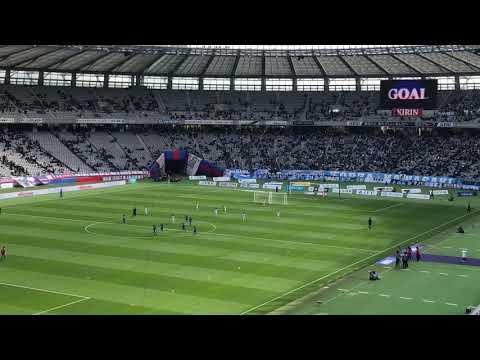11/24 FC Tokyo vc Kawasaki. 多摩川コラシコ