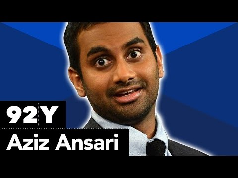 Aziz Ansari with Brian Stelter (Full Event)