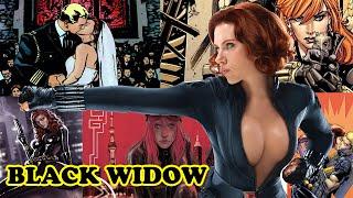 Biografia: BLACK WIDOW | MARVEL | Willthur