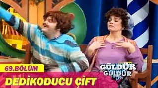 Güldür Güldür Show 69.Bölüm - Dedikoducu Çift