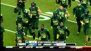 Oregon Ducks vs UCLA Bruins 10-26-2013 Full