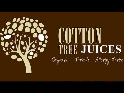 Cotton Tree Juice Bar London!! Organic Juice Bar  heart of Croydon Town