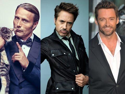 Самые сексуальные актеры. Мой рейтинг.
